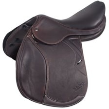 M. Toulouse Patrice Platinum Close Contact Saddle with Genesis System