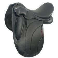 Used Test Ride M. Toulouse Aveline Pro-Hybrid Dressage Saddle w/ Genesis