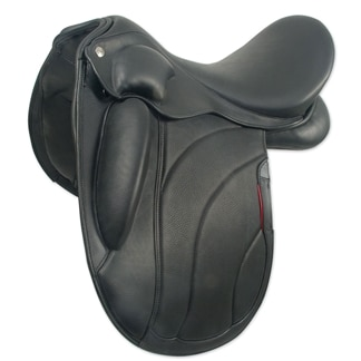 M. Toulouse Aveline Pro-Hybrid Dressage Saddle with Genesis System