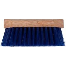 SmartPak Synthetic Bristle Stiff Brush