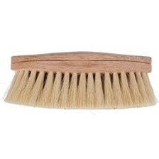 SmartPak Natural Bristle Stiff Brush