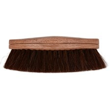 SmartPak Natural Bristle Soft Brush
