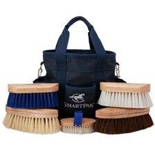 SmartPak Grooming Tote & Brush Set