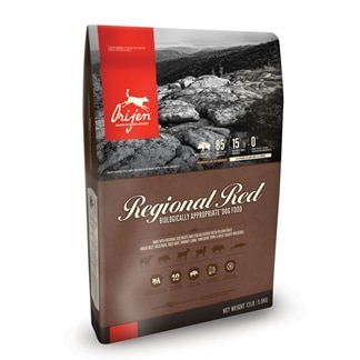 Orijen® USA Regional Red Grain-Free Dry Dog Food