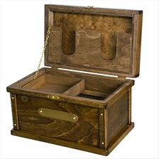 Tack Trunk Jewelry Box