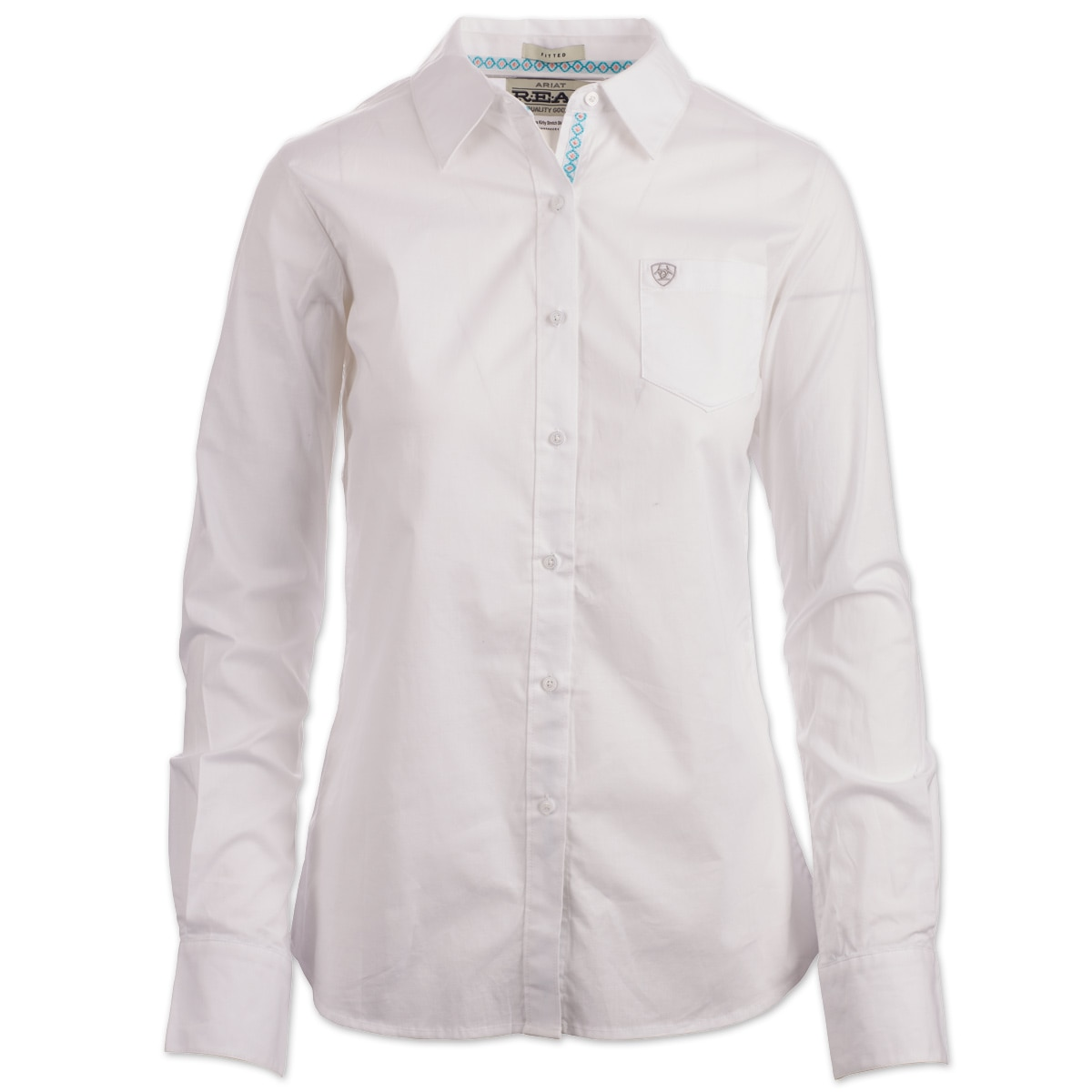 Ariat Women's R.E.A.L Kirby Stretch Shirt