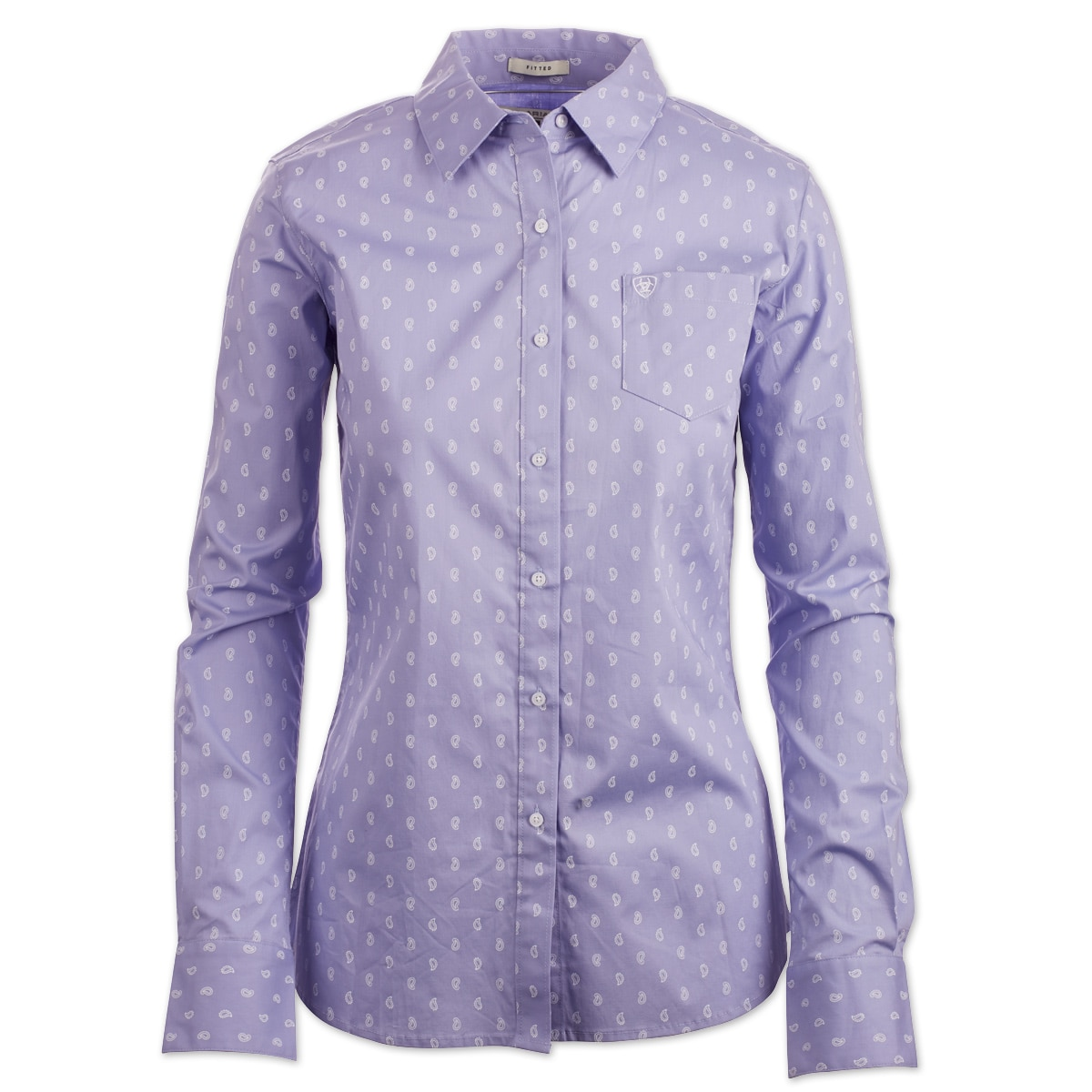 Ariat Kirby Stretch Azulene Paisley Shirt