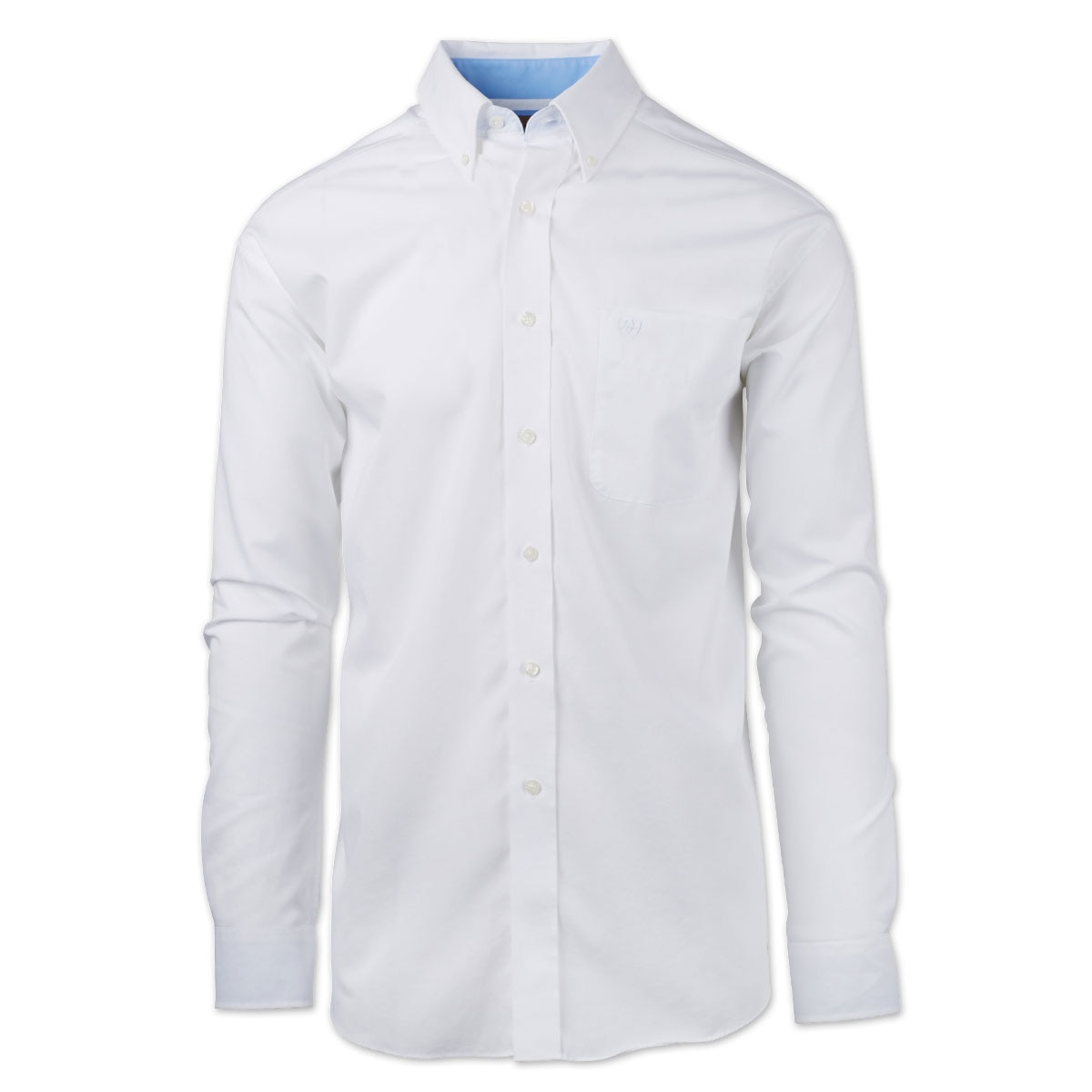 655581d0 Ariat Men's Solid Twill Wrinkle Free Shirt