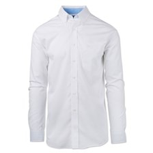 Ariat Men's Solid Twill Wrinkle Free Shirt