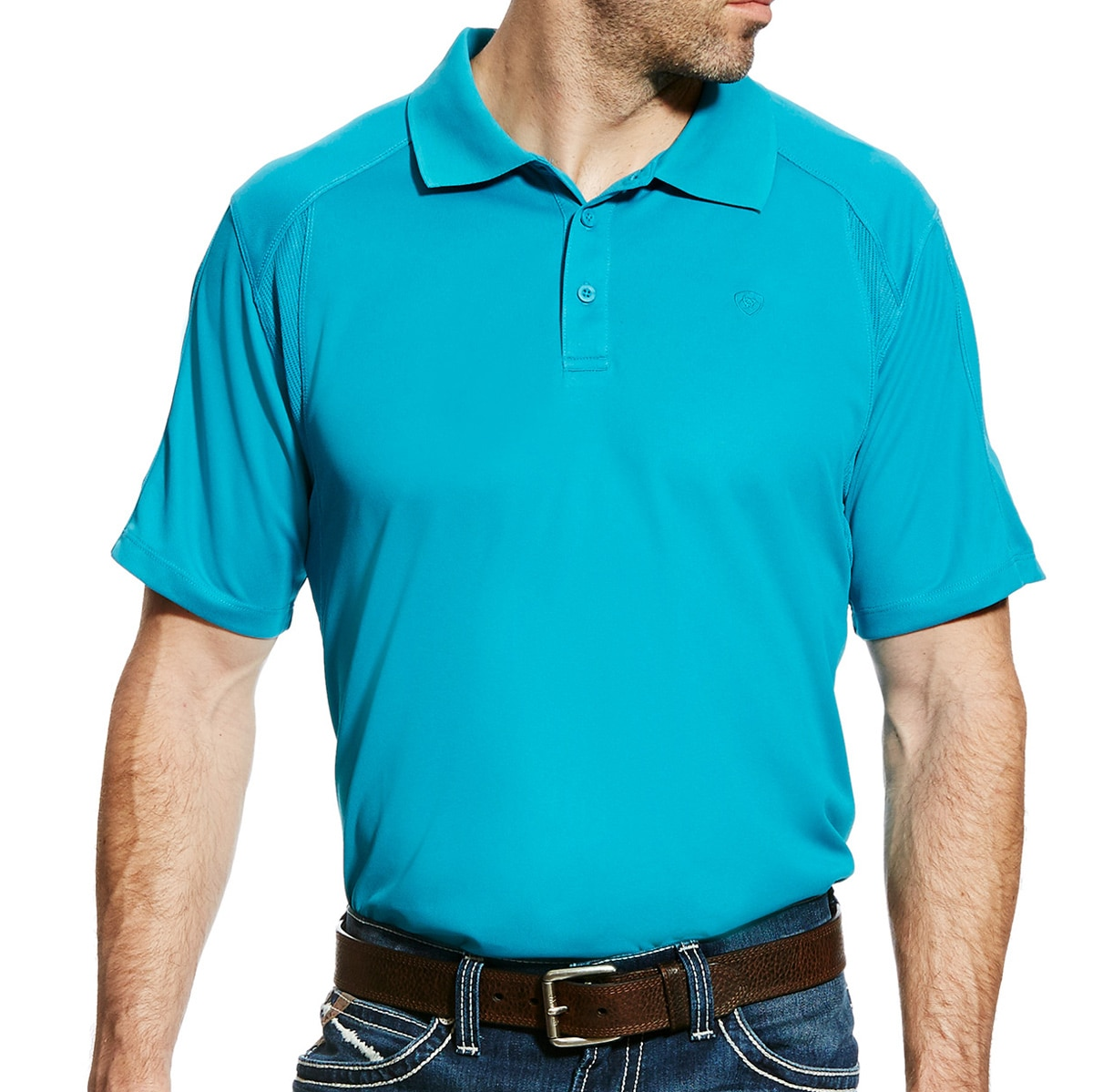 Ariat Men's AC Polo - Clearance!