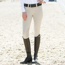 Piper Classic Show Low-rise Breeches by SmartPak - Knee Patch