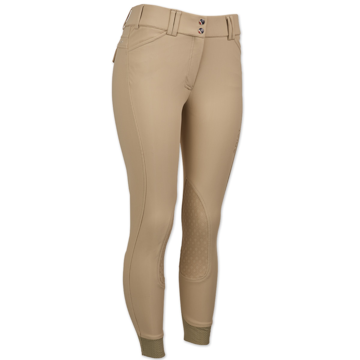 Ariat Tri-Factor Ice Fil Knee Patch Breech