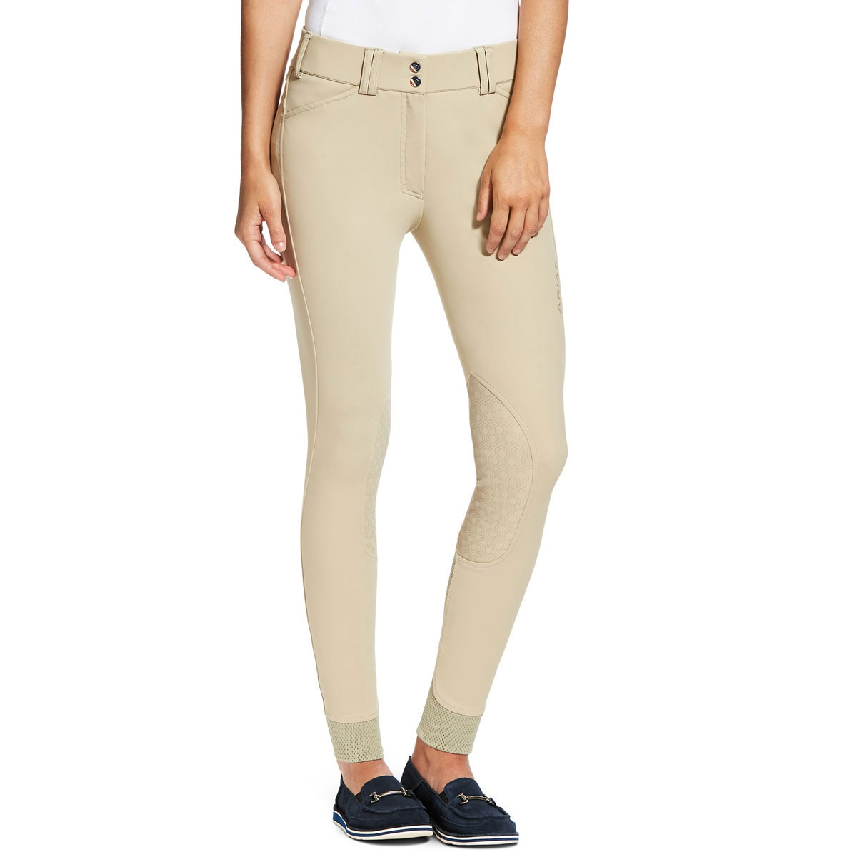 Ariat Tri-Factor Ice Fil Knee Patch Breech- Exclusive!