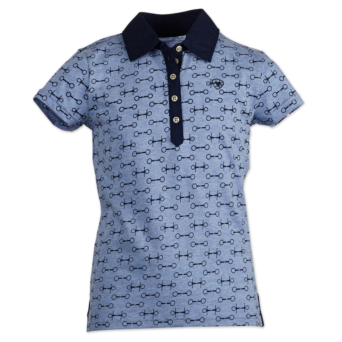 Ariat Girls Askill Polo Shirt