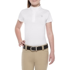 Ariat Girls Aptos Show Shirt