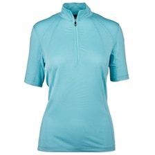 Kerrits Ice Fil Shortsleeve 1/4 Zip - Clearance!