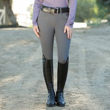 Kerrits Side Pass Pocket Knee Patch Breech
