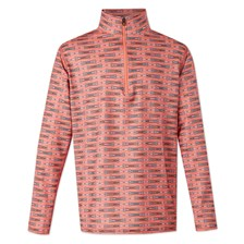 Kerrits Girls Ice Fil Long Sleeve 1/4 Zip - Clearance!