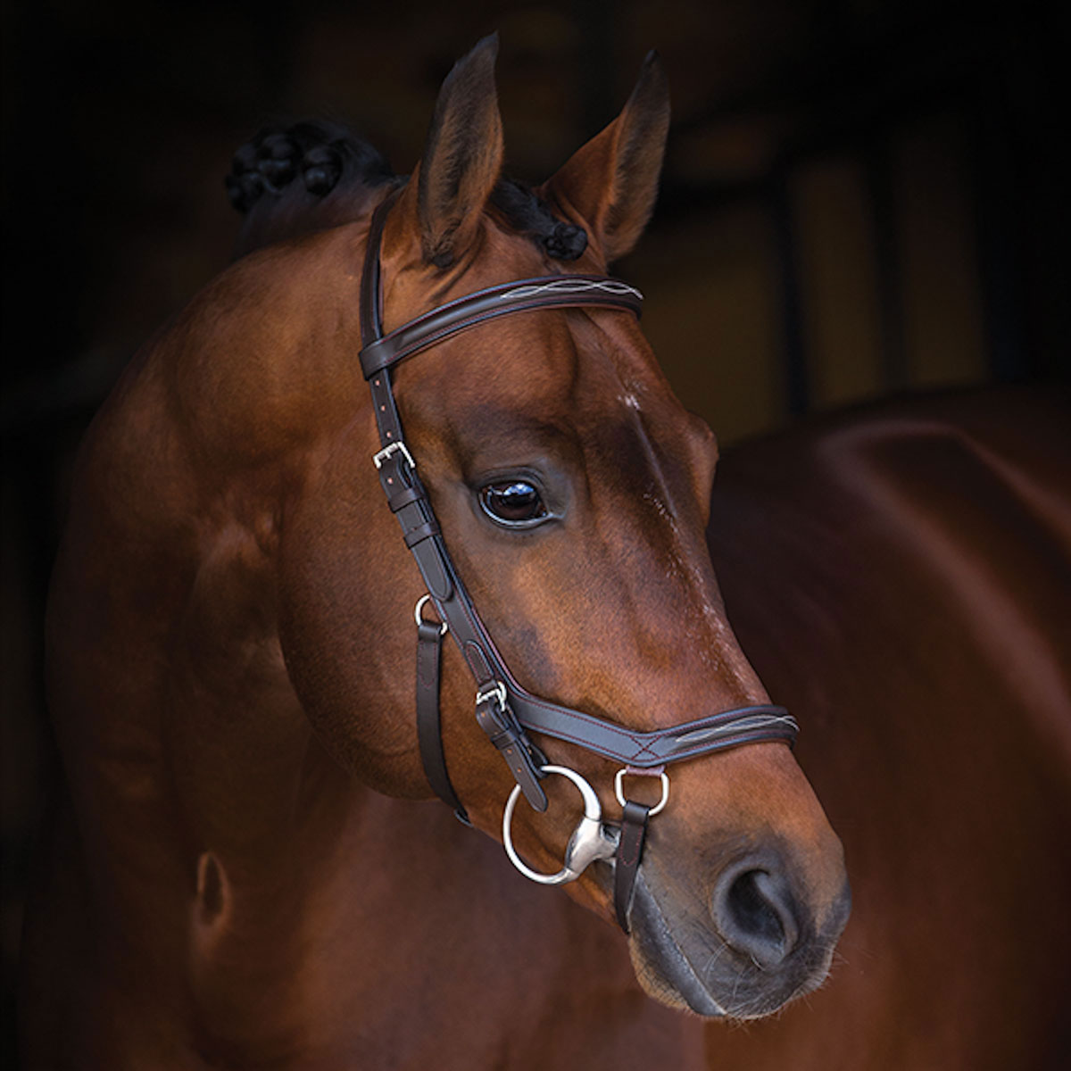 Rambo® Micklem® Deluxe Competition Bridle
