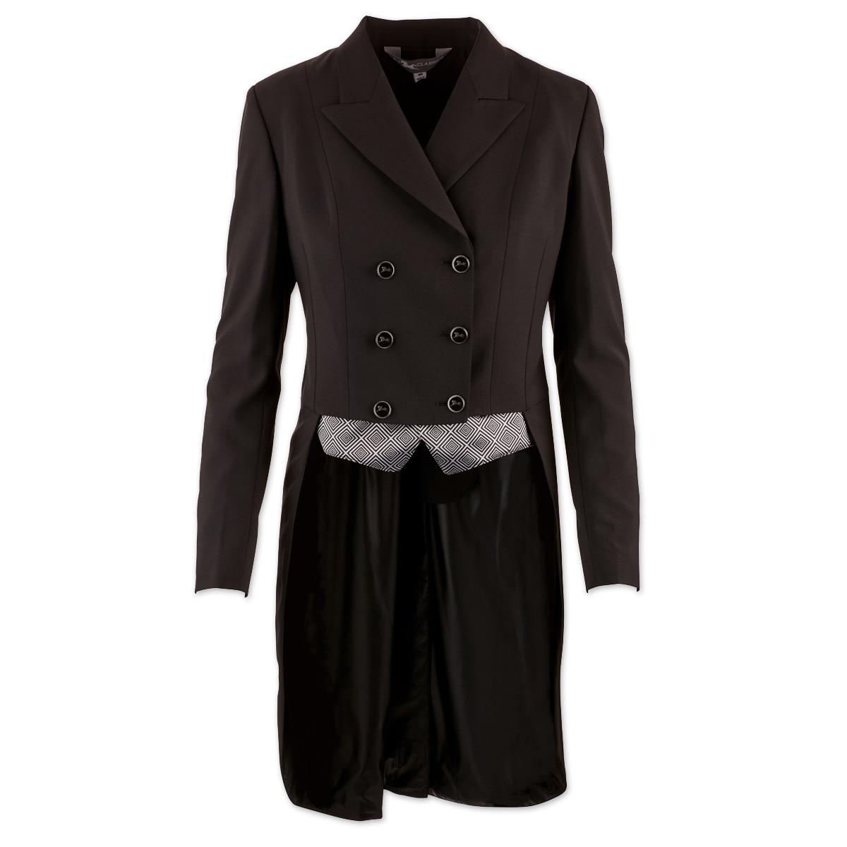 RJ Classics Renvers Grey Label Dressage Shadbelly