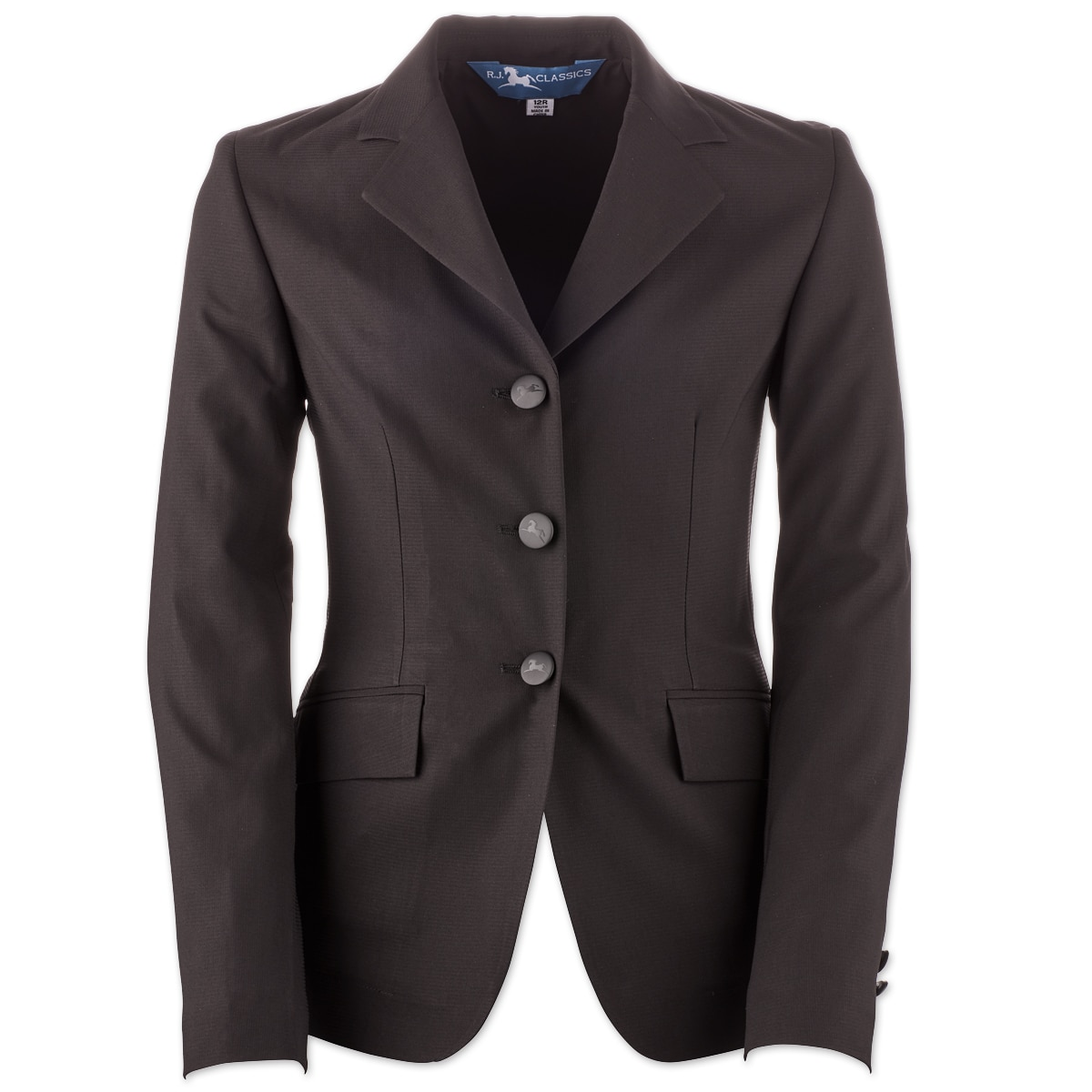 RJ Classics Girls Hailey Blue Label Softshell Show Coat