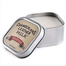 Chamberlain's Leather Milk Leather Healing Balm