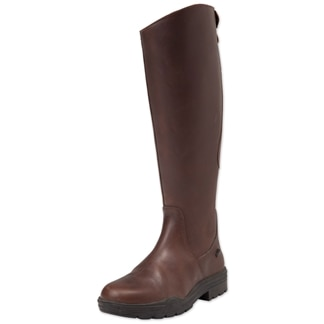 Solstice Tall Wide Calf Leather Boot by SmartPak
