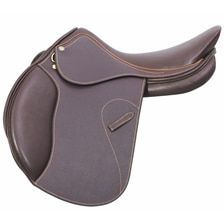 Henri De Rivel Memor-X Close Contact Saddle with Memory Foam Seat