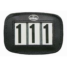 Hamag Saddle Pad Number Holder