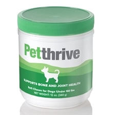 Petthrive Soft Chews for Dogs