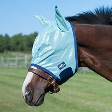 Saxon Mesh Fly Mask - Clearance!