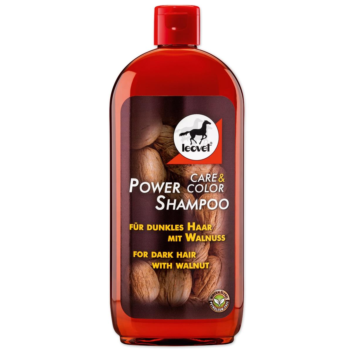 Walnut Power Shampoo