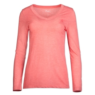 Piper V-Neck Long Sleeve Tee by SmartPak - Clearance!