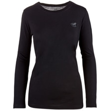 Piper Crew Neck Long Sleeve T-Shirt by SmartPak