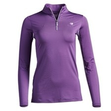 Hadley SunShield Long Sleeve 1/4 Zip by SmartPak