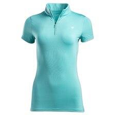 Hadley SunShield Short Sleeve 1/4 Zip by SmartPak