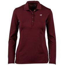 SunShield Long Sleeve Polo by SmartPak - Clearance!
