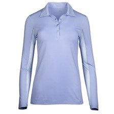 SunShield Long Sleeve Polo by SmartPak