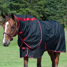 TuffRider Optimum Outer Armour with Thermo Manager Liner Detachable Neck Turnout Blanket