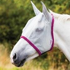 Amigo Pony Fine Mesh Fly Mask with Ears