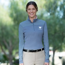 Asmar Athena 1/4 Zip Sun Shirt