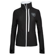 Asmar Atlas Mesh Zip Up