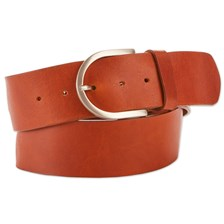 The Tailored Sportsman Twisted Leather Belt