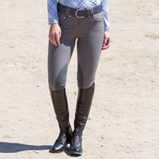 Tredstep Symphony Rosa II Knee Patch Breech- Front Zip