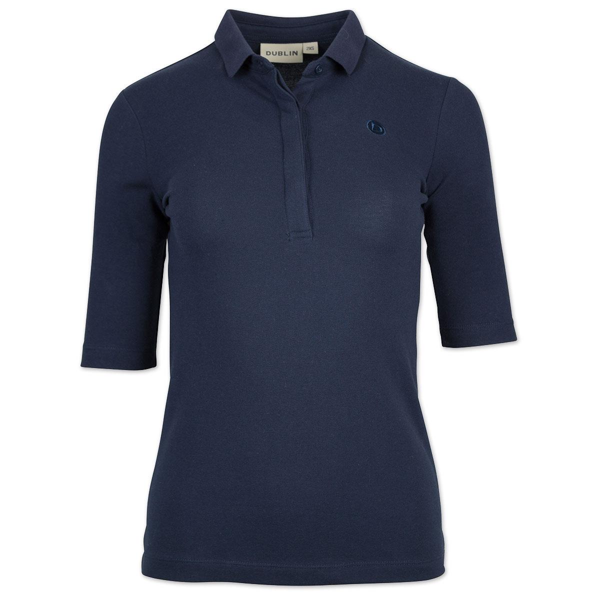 Dublin Lennox 3/4 Sleeve Polo