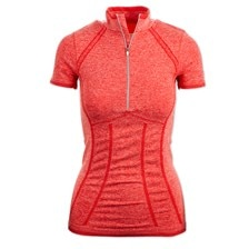 Goode Rider Seamless Cooltech 1/4 Zip Shirt