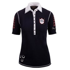 Goode Rider Happy Polo Shirt