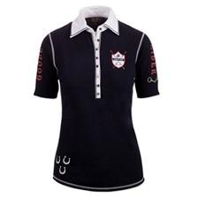 Goode Rider Happy Polo Shirt