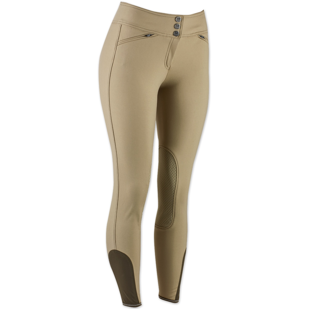 Pikeur Lefinia Grip Knee Patch Breech