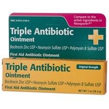 Triple Antibiotic Ointment